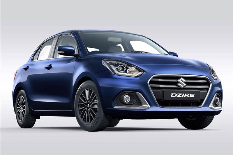 5. Suzuki Dzire (doanh số: 17.675 chiếc).