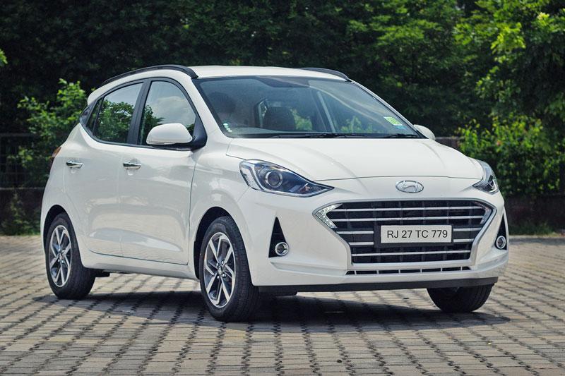 7. Hyundai Grand i10 (doanh số: 14.003 chiếc).