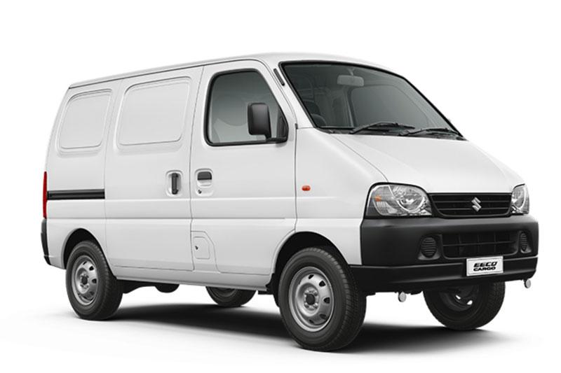 8. Suzuki Eeco (doanh số: 13.309 chiếc).
