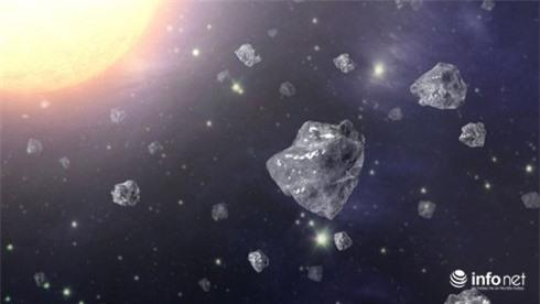 Mưa kim cương 1.000 tấn đổ xuống sao Thổ, sao Mộc mỗi năm - ảnh 1