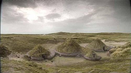 Ngôi mộ nơi chôn các xác ướp 3.000 năm tuổi tại tại Cladh Hallan