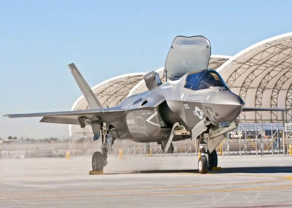 Các Thượng nghị sĩ Mỹ đang tìm cách ngăn cản thương vụ bán tiêm kích tàng hình F-35 cho UAE. Ảnh: Defense News.