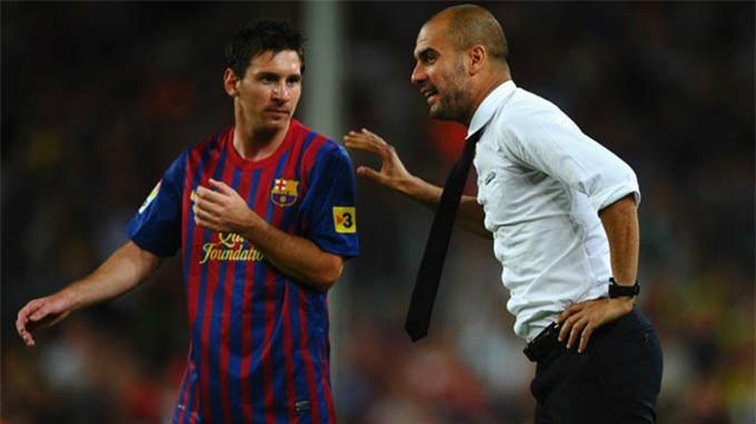 Messi sẽ tới Man City theo tiếng gọi của Guardiola?
