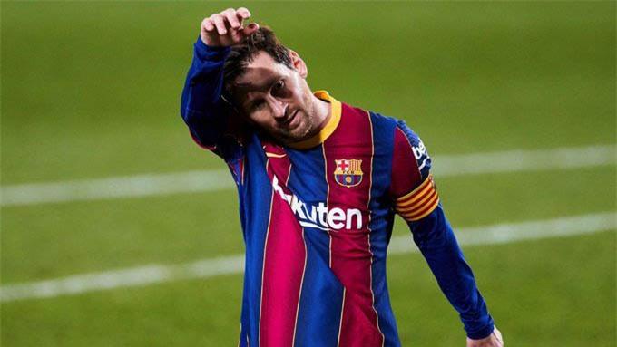 Đi thôi Messi