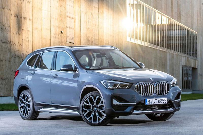 7. BMW X1 2020 (giá khởi điểm: 35.200 USD).