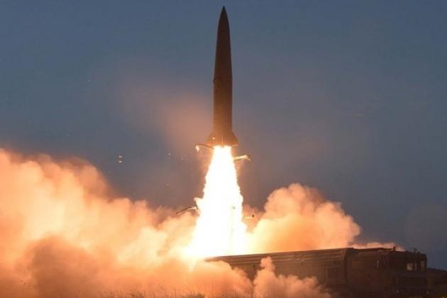 Tên lửa đạn đạo chiến thuật Iskander của Armenia đã có màn thể hiện tồi tệ. Ảnh: Lenta.