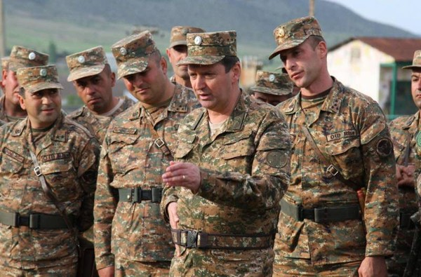Quân đội Artsakh từ chối thực hiện thỏa thuận hòa bình Nga - Azerbaijan - Armenia. Ảnh: Topwar.