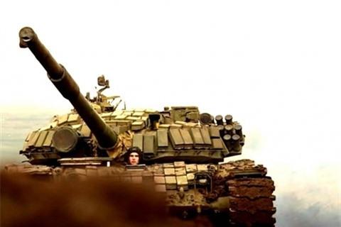 Azerbaijan thu duoc so xe tang gap 6 lan bi ton that
