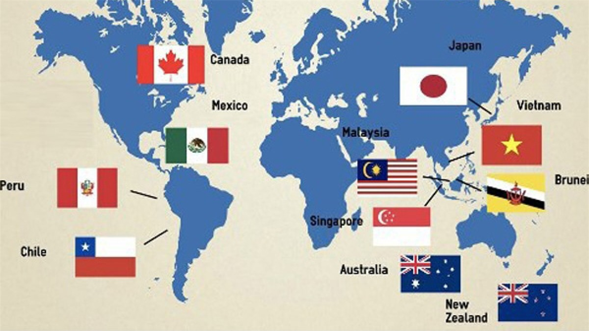 Nhật Bản đang lên kế hoạch mở rộng thành viên Hiệp định Đối tác Toàn diện và Tiến bộ xuyên Thái Bình Dương (CPTPP). (Ảnh: KT)
