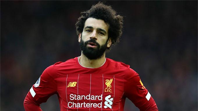 Salah mới bị phát hiện dương tính với COVID-19