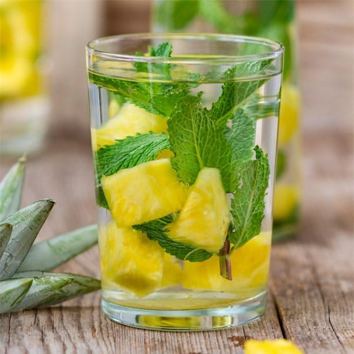 mùa hè ăn nhiều kem thì phải bổ sung ngay các loại nước detox vào thực đơn đồ uống thôi - Ảnh 7.