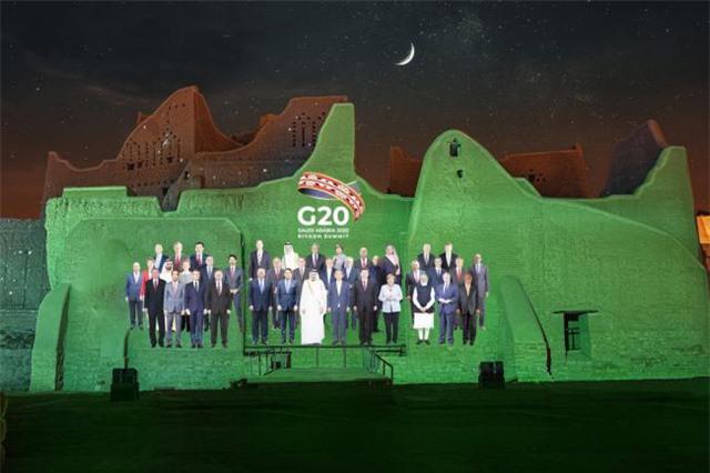 G20 kêu gọi hợp tác quốc tế ứng phó với khủng hoảng COVID-19 - Ảnh 1.