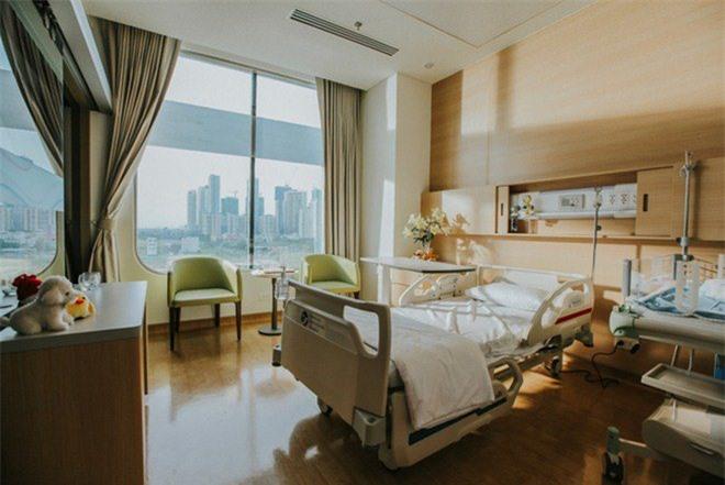 Top 3 sao Việt sinh con bệnh viện tư phòng Tổng thống, đầu tư xịn sò, nghe giá một ngày đêm muốn tái mặt - Ảnh 10