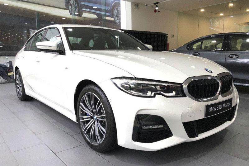 BMW 330i M Sport 2020.