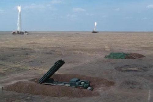 Nga khiến thành trì phiến quân rung chuyển bằng đòn đánh Iskander