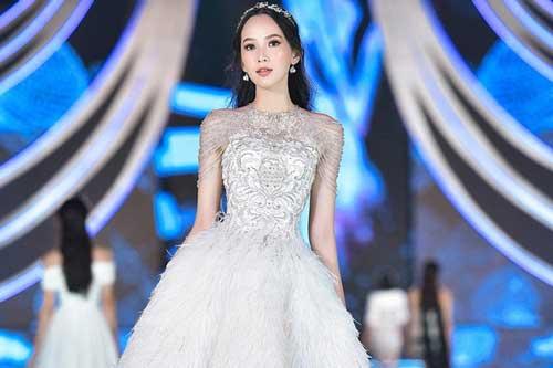 """Top 5 Hoa hậu Việt Nam - Phương Quỳnh: """"Tôi nghĩ mình thiếu may mắn"""""""