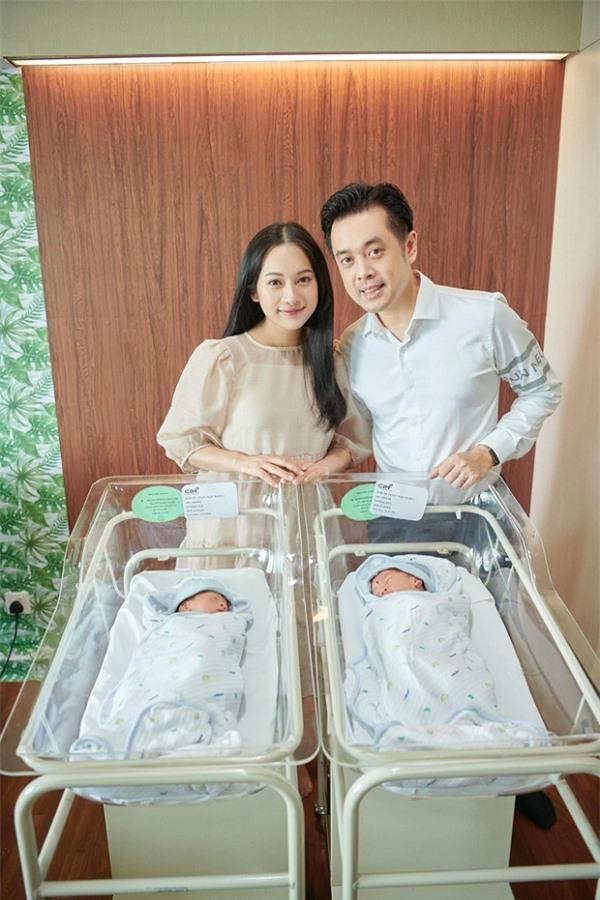 Dàn sao Việt mạnh tay chi gần nửa tỷ để lưu trữ tế bào gốc cuống rốn cho con, đúng là con sao nên 'ngậm thìa vàng' từ nhỏ - Ảnh 4