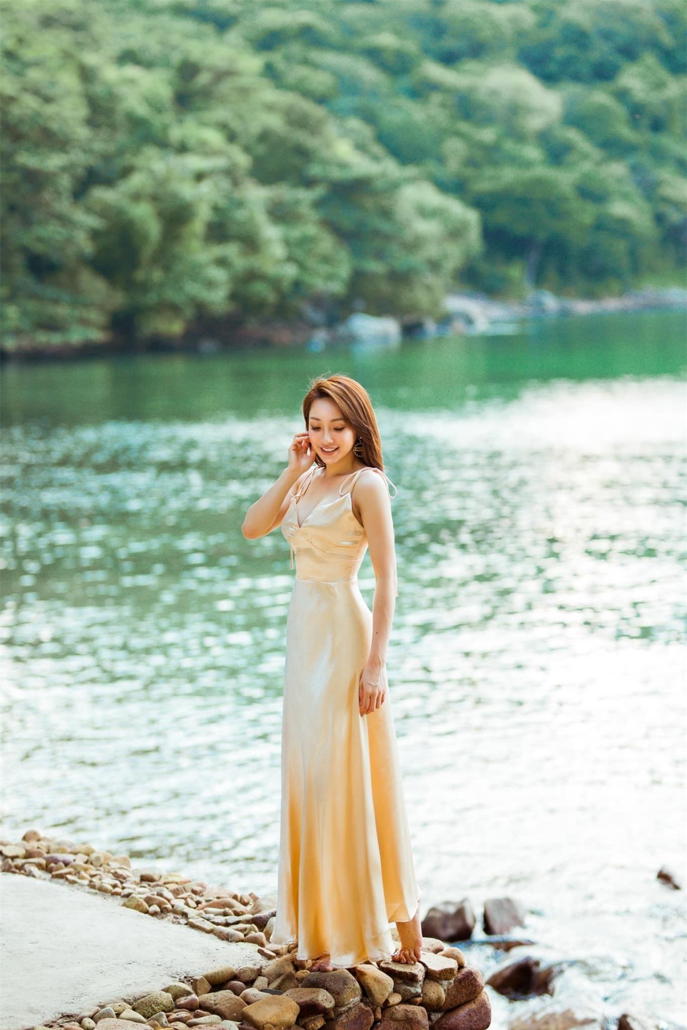 Nhan sắc bạn gái kém 16 tuổi khiến diễn viên Chi Bảo say mê