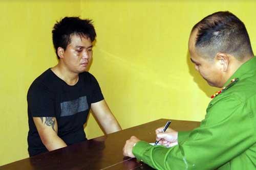 Bắt đối tượng từ Hưng Yên sang Hà Nam trộm chó