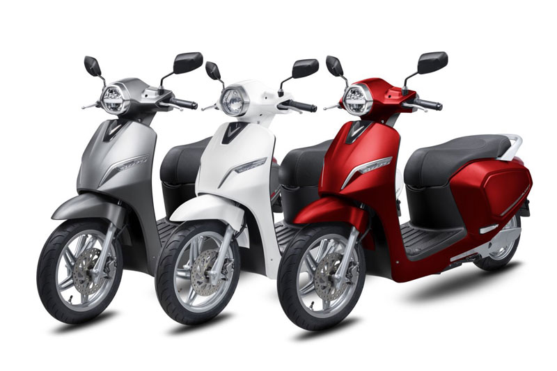 Bảng giá xe máy VinFast tháng 11/2020: Ưu đãi 20 triệu đồng