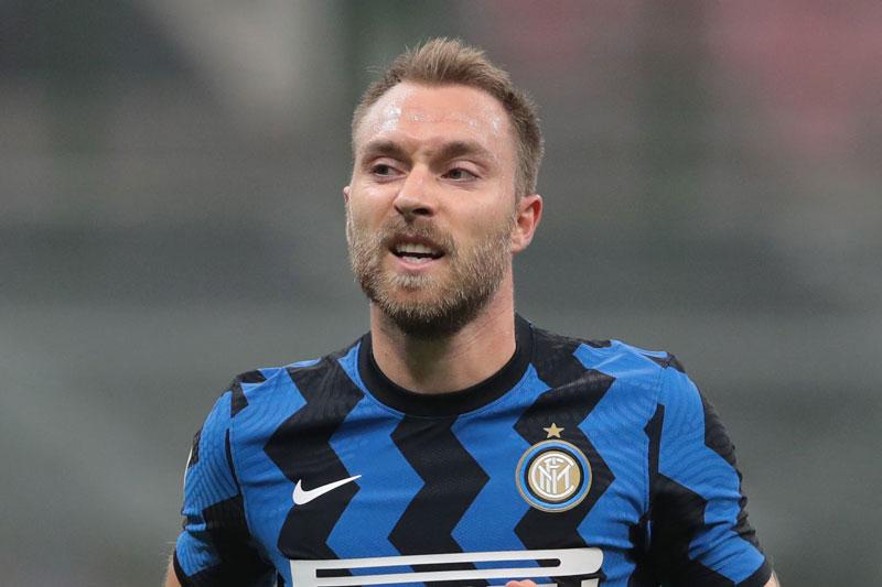 Sếp lớn Inter mở cửa cho Eriksen 'đào thoát' trong tháng Một