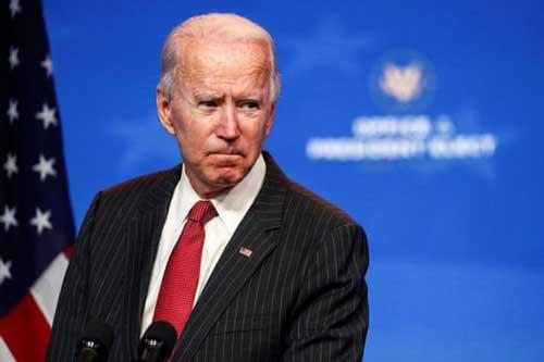 Ứng cử viên Tổng thống Mỹ Joe Biden. Nguồn: Reuters.
