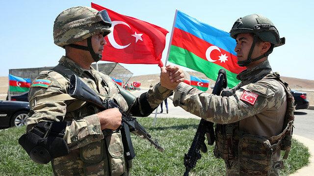 Quân đội Thổ Nhĩ Kỳ sẽ có mặt tại Azerbaijan dù cho Nga có muốn hay không. Ảnh: Topwar.