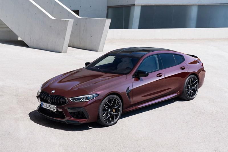 10. BMW M8 Competition 2020 (giá khởi điểm: 146.000 USD).