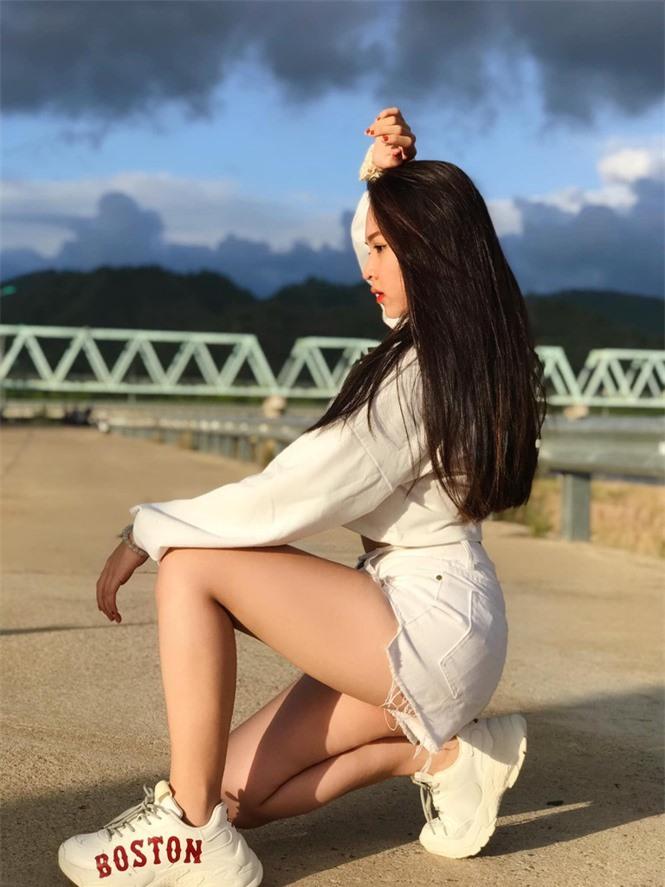 Khoe số đo 3 vòng như hoa hậu của cô nàng 10X Phú Yên - ảnh 4