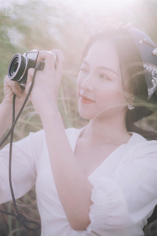 Khoe số đo 3 vòng như hoa hậu của cô nàng 10X Phú Yên - ảnh 7