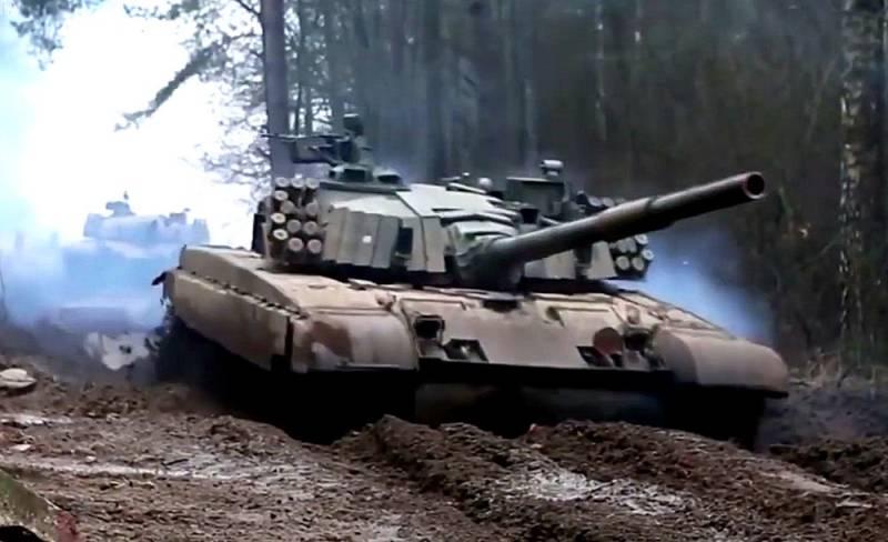 Xe tăng chiến đấu chủ lực PT-91 của Ba Lan. Ảnh: Topwar.