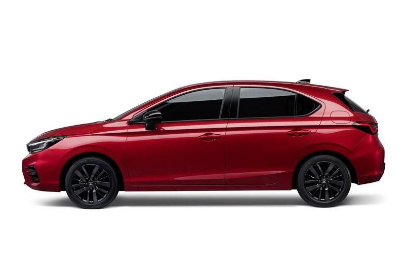 Honda City Hatchback 2021 ra mắt với động cơ tăng áp, giá gần 460 triệu đồng