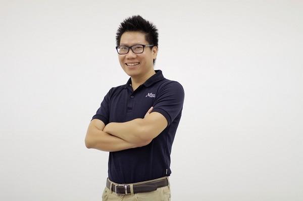 Ông Phan Thanh Giản - CEO Clip TV.