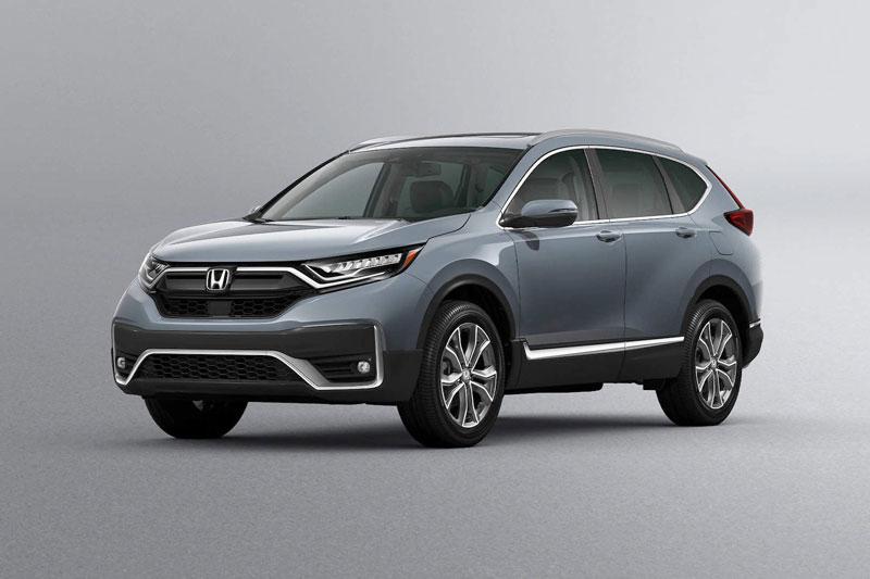 3. Honda CR-V 2020 (giá khởi điểm: 25.030 USD).