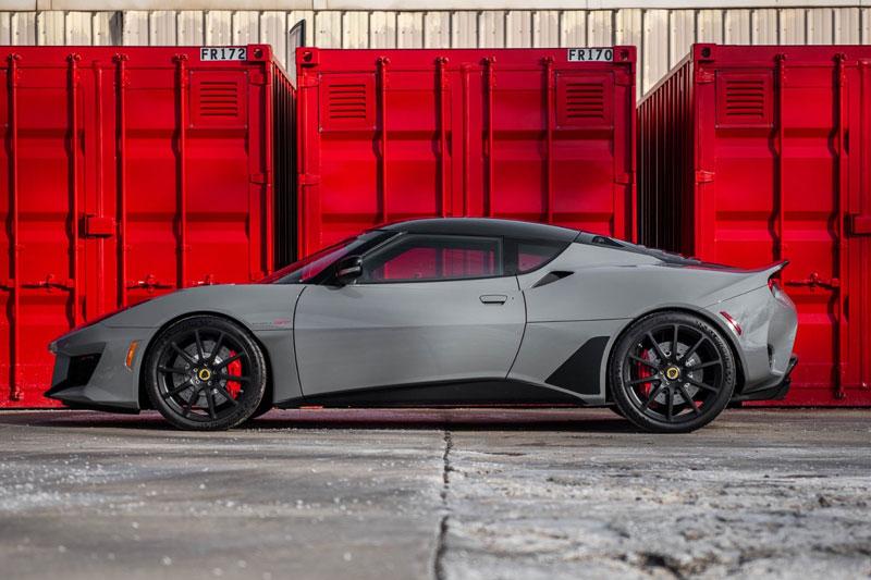 5. Lotus Evora GT 2020 (giá khởi điểm: 96.950 USD).