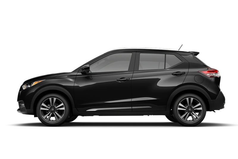=5. Nissan Kicks 2020 (mức tiêu thụ nhiên liệu: 8,6 lít/100 km).