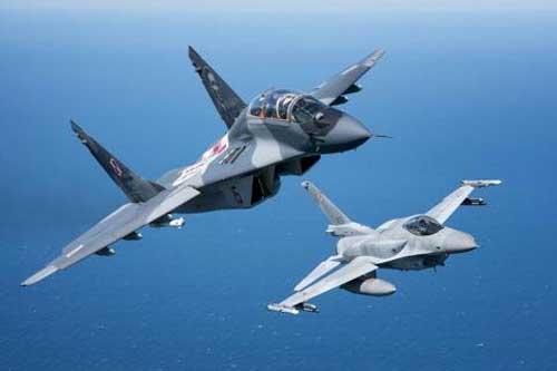 Nga đáp trả gắt hơn nếu Ba Lan chống Moscow bằng AMRAAM
