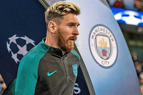 'Lơ' Messi, Man City nhắm mục tiêu của M.U