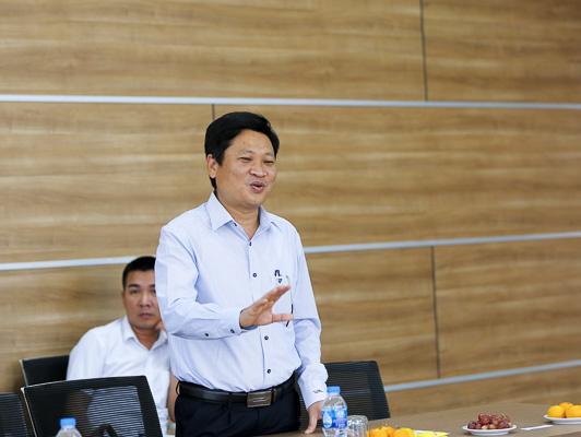 Ông Nguyễn Khắc Lịch, Phó Cục trưởng Cục An toàn thông tin, Bộ Thông tin và Truyền thông.