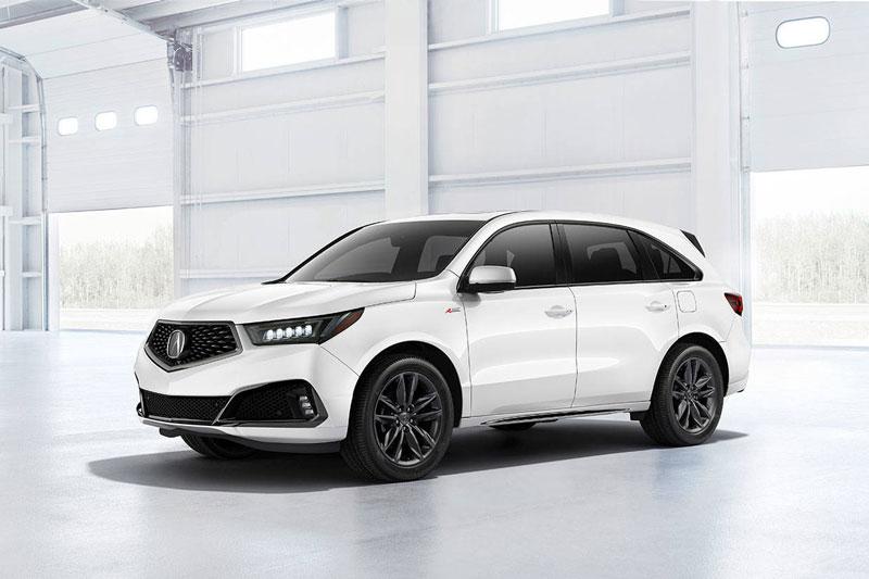 9. Acura MDX 2020 (giá khởi điểm: Có giá từ 44.500 USD).