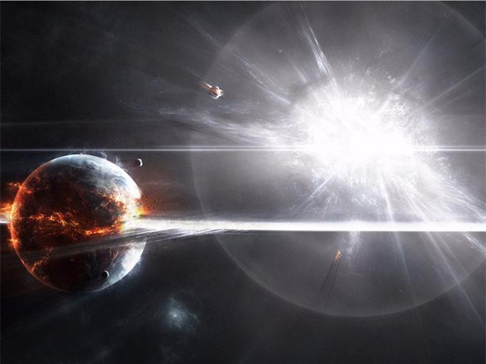 Dấu vết cuộc tấn công ngoài hành tinh xuất hiện trong rừng cổ thụ - Ảnh 1.