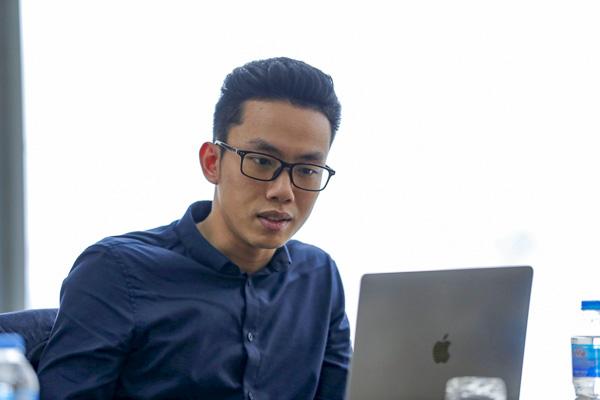 Ông Bùi Hoàng Anh - Giám đốc kinh doanh CMC Cloud.