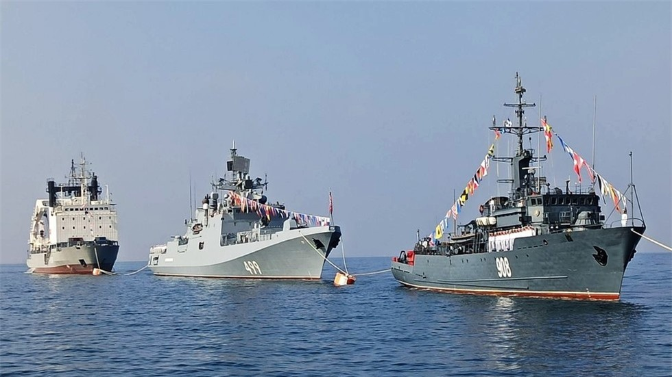 Vì sao TT Putin quyết định xây căn cứ hải quân Nga ở Sudan?