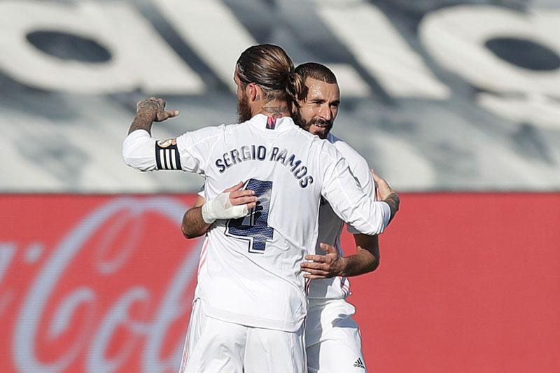 Real thiếu vắng hai trụ cột quan trọng trong trận tái đấu Inter