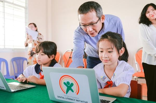 Ông Thiều Phương Nam – Tổng giám đốc Qualcomm Việt Nam và Lào, Campuchia chia sẻ về mục tiêu của chương trình