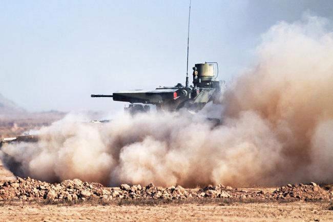 """""""Kẻ hủy diệt"""" Nga được phát hiện ở Bắc Phi"""