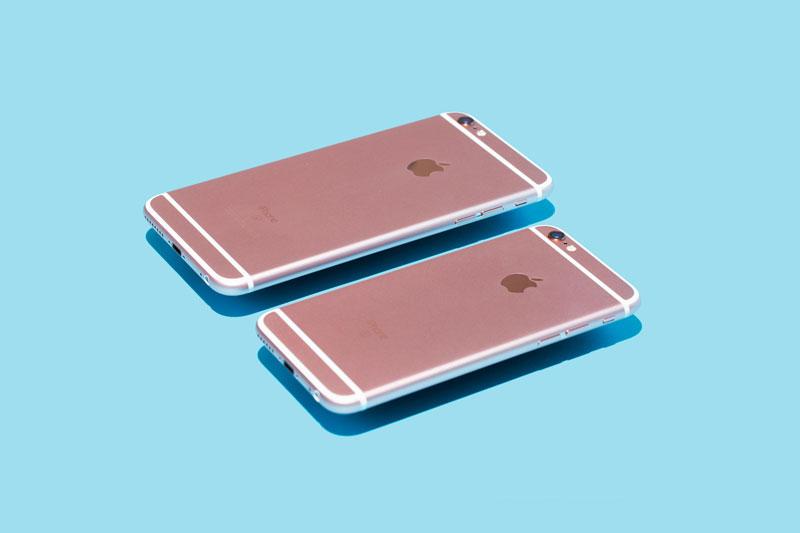 iPhone 6s/6s Plus.