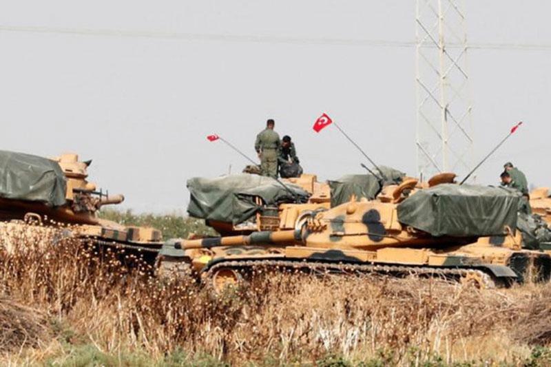 Quân đội Thổ Nhĩ Kỳ sắp rút khỏi khu vực chiến lược ở Aleppo?