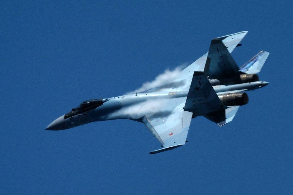 Bộ Quốc phòng Nga nhận 3 tiêm kích Su-35S cuối cùng