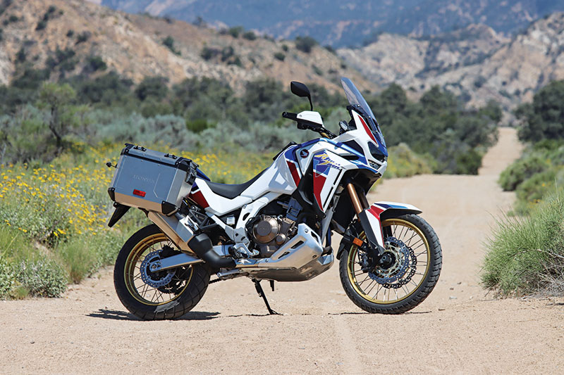 1. Honda Africa Twin và Africa Twin Adventure Sports ES 2020.